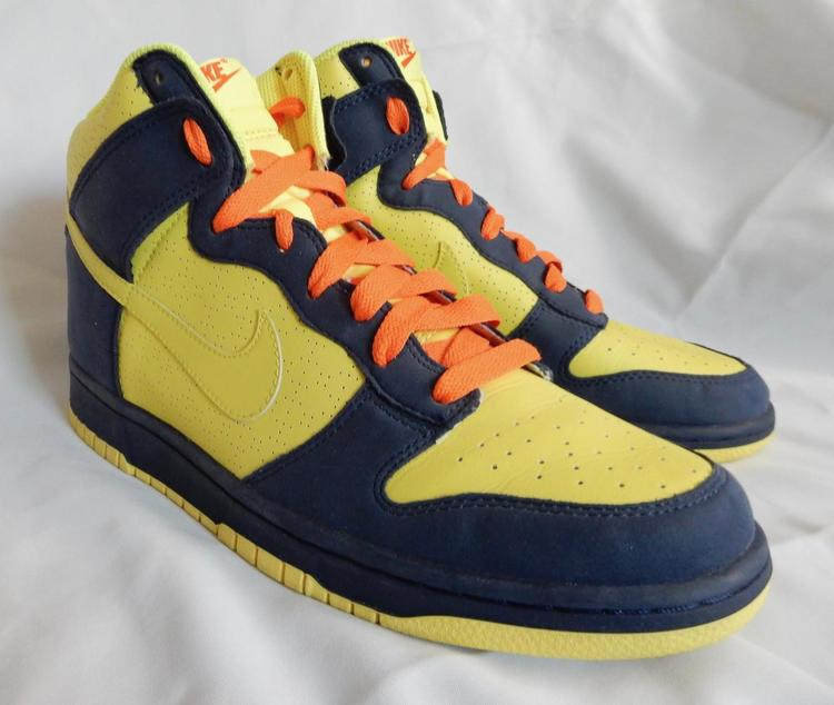 detailed look 2c9d7 18d5a Nike New Dunk High Homer Simpsons  Other Sneakers  SidelineS
