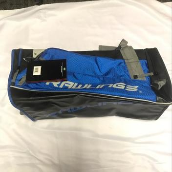 dc64b86b07 Rawlings R601-R R601 Hybrid Backpack Duffel Players Bag - Royal ...