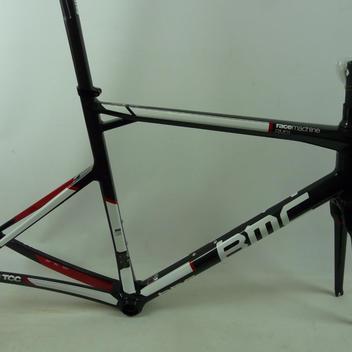 2013 *BRAND NEW* BMC RaceMachine RM01 Frame Fork Seatpost Size: 60cm ...
