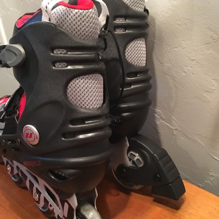 Ultra Wheels Adult Inline Skates Size 5
