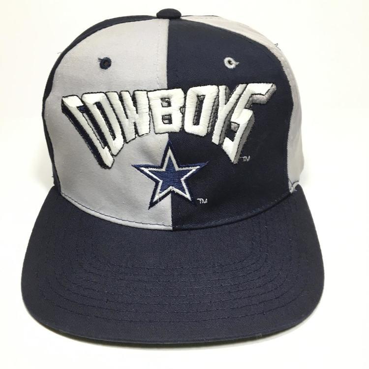 Vintage Dallas Cowboys Snapback Hat  fe443b8d99e