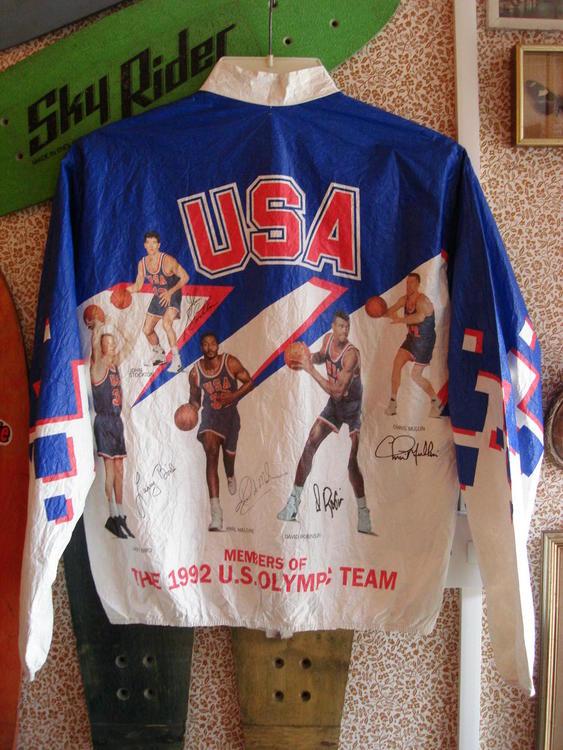 ba96807c060a1 1992 TEAM USA DREAM TEAM JACKET (Collector item)