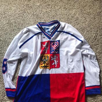 f877b893bab Czech Hockey Jersey Jagr - SOLD