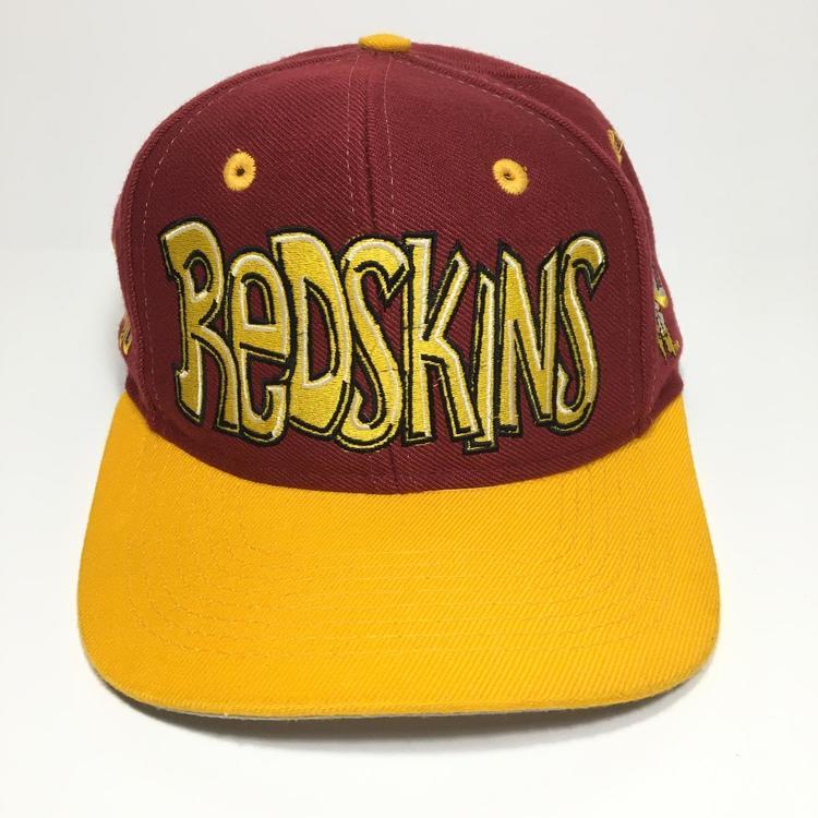... store vintage washington redskins snapback hat 00cf1 3bb16 a6bb00dbd