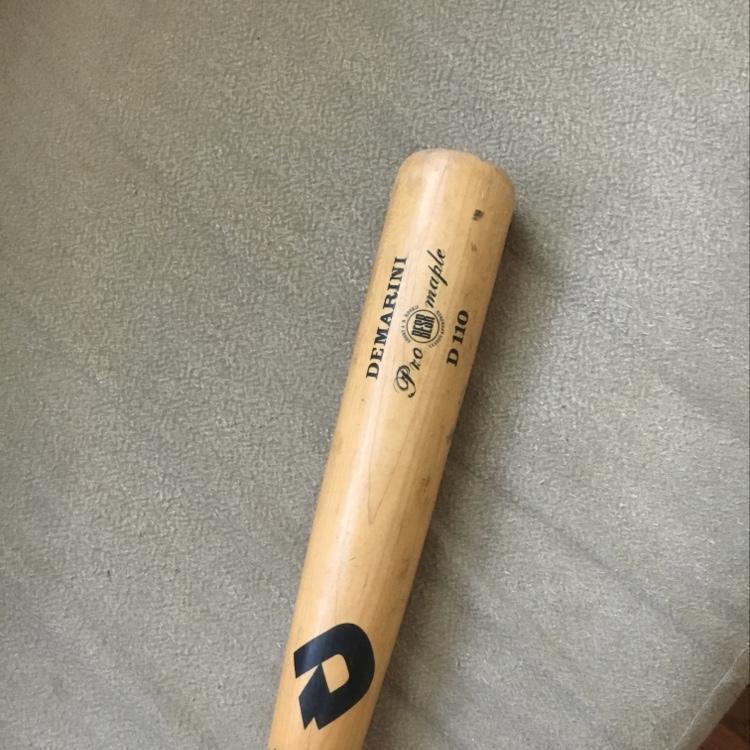 "Demarini 31"" Composite Wood Bat"