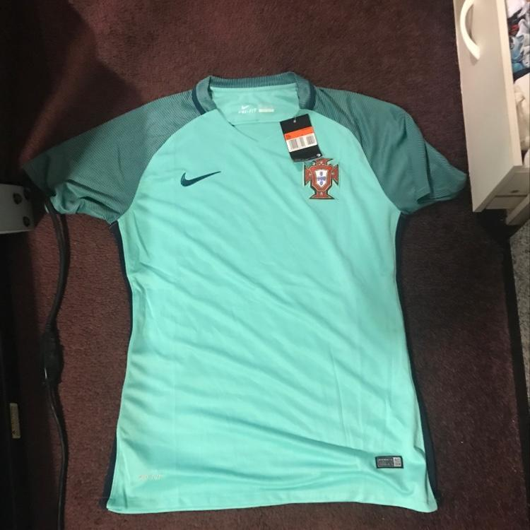 Portugal Euro 2016 Away Jersey - SOLD 6d6681f699210
