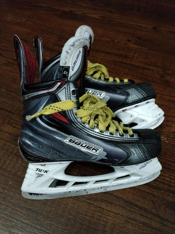 743bc85fe27 Bauer Vapor Apx2 (Junior Size 4) Missing Footbeds!