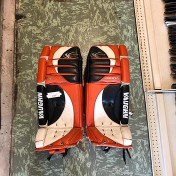 32258d43d61 Hockey Goalie Leg Pads