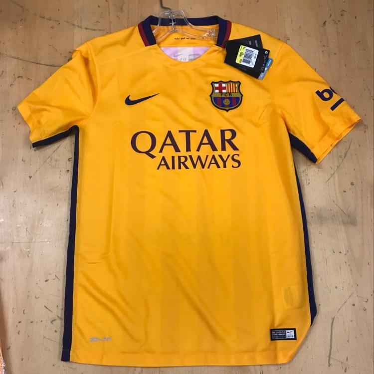 factory price b153c ae93f F.C. Barcelona 15/16 Away Jersey ALL SIZES