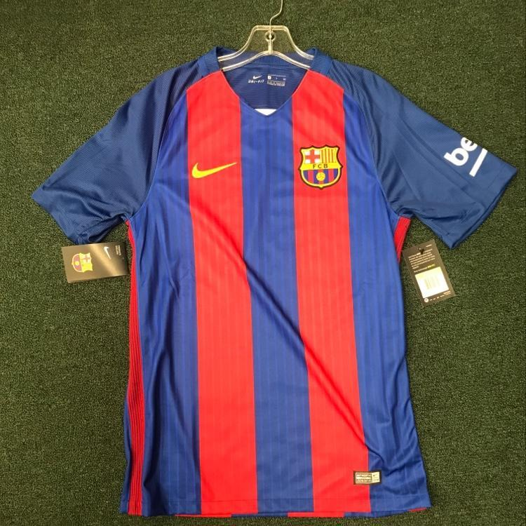 finest selection f4ea5 7e100 FC BARCELONA 16-17 HOME JERSEY ALL SIZES