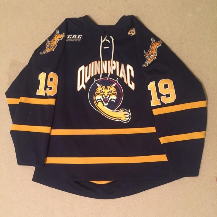 Quinnipiac Hockey Apparel Quinnipiac Game...