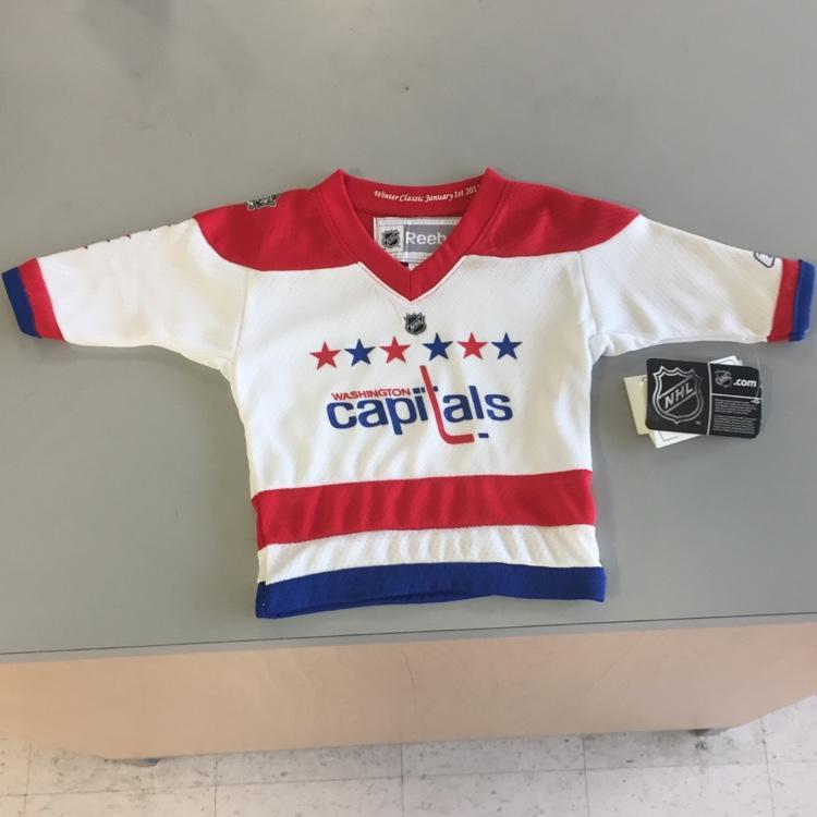 sports shoes e4c65 990dd shopping washington capitals toddler jersey e7b1f 205ce