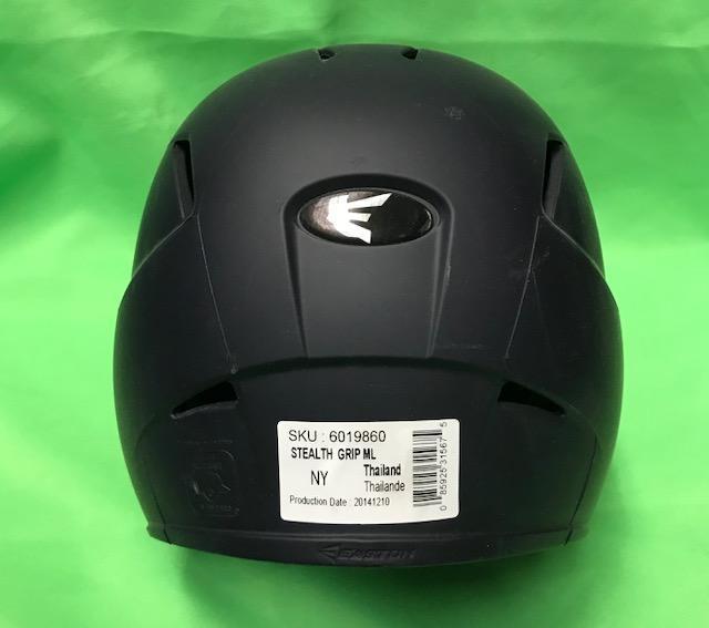 Easton stealth helmet
