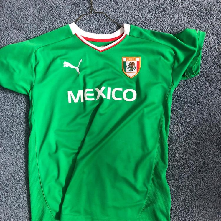 hot sales 8bd59 0ec50 Mexico Soccer Jersey