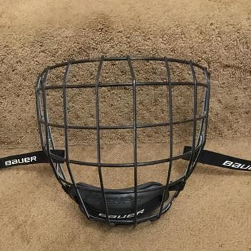 Bauer Oreo Cage Large Expired Hockey Cages Visors