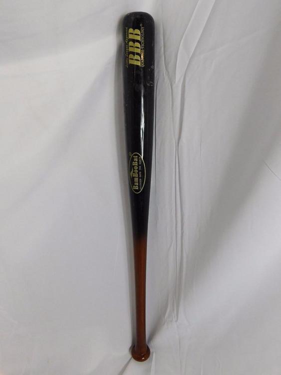 b9049748944b BamBooBat Bamboo Wood Little League Bat - 29 inch Quadcore Technology