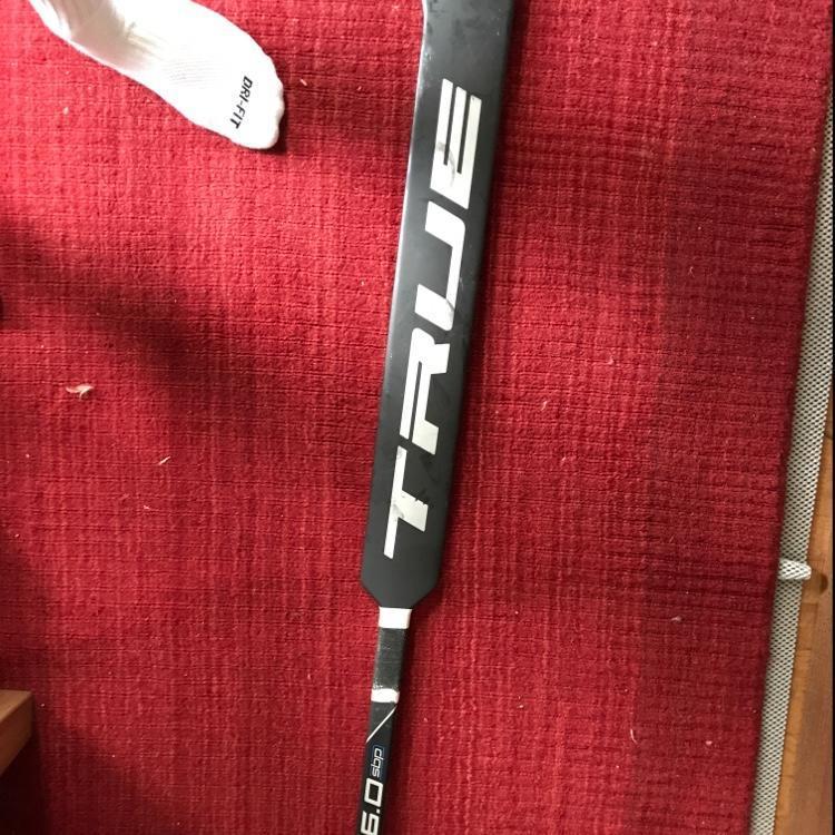 """d5209977557 TRUE A6.0 SBP Senior Goalie Stick 26"""" with PC Curve"""