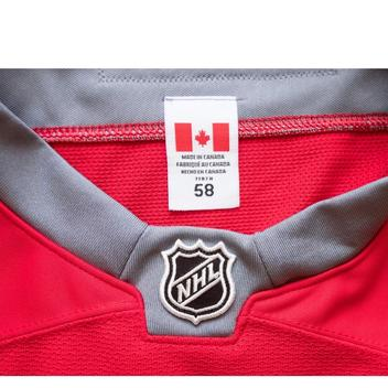 973719ac1 FS - LAST ONE!! Washington Capitals Team Issued Practice Jersey - SOLD