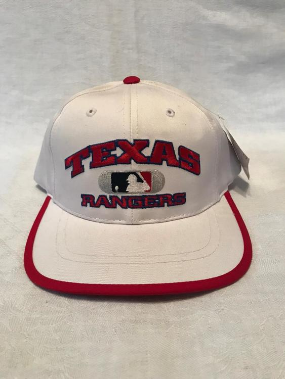 Vintage Texas Rangers Hat (With Tags)  59415c0842ad