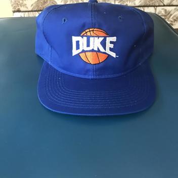 Vintage Duke basketball hat - EXPIRED 6ec5888687d