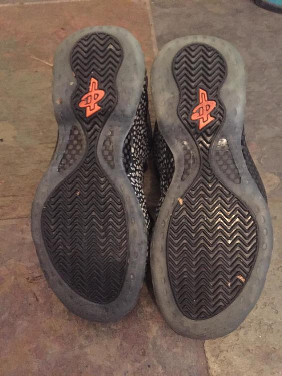 538b6e12107 Nike USED - Foamposites Cheetah