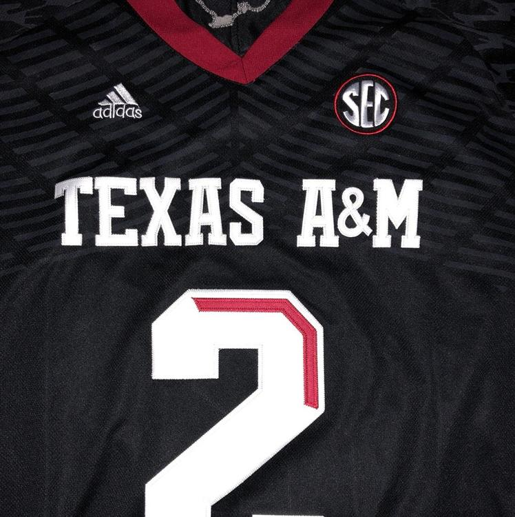 pretty nice a3434 bba27 Manziel Texas A&M Jersey