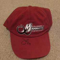 LE Signed Colorado Mammoth Hats - EXPIRED dd478a2ee81