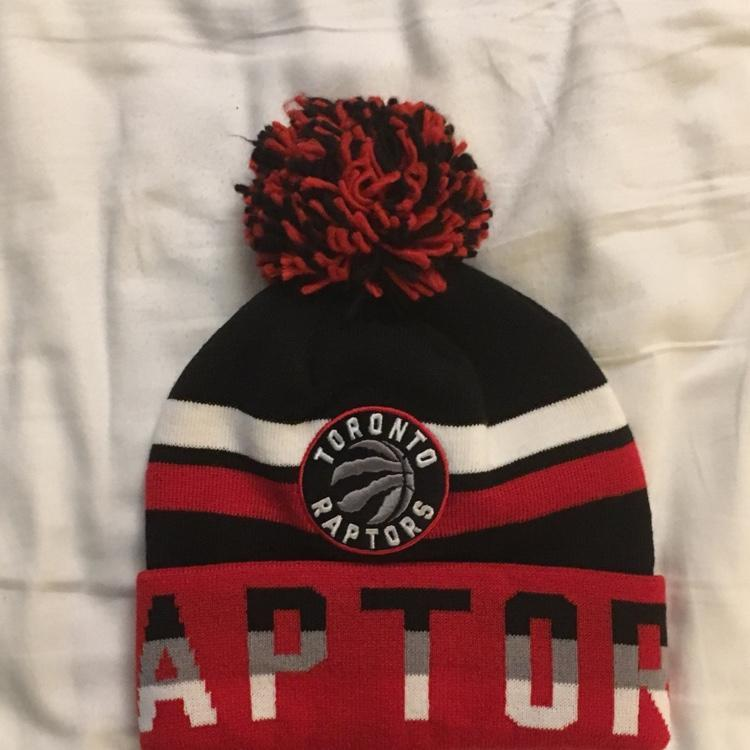 34c6c08dcb0 Toronto Raptors Beanie