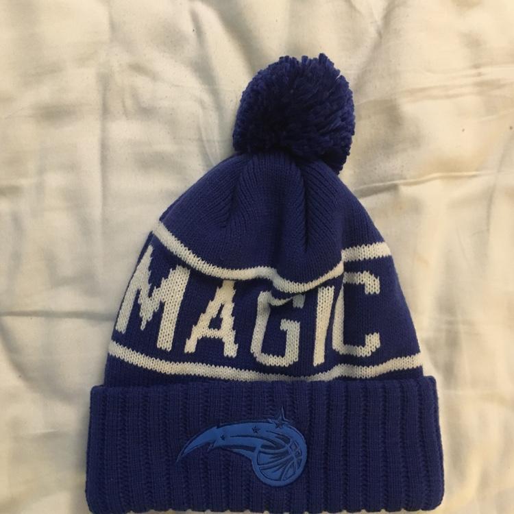Orlando Magic Beanie  e402ddf1e07