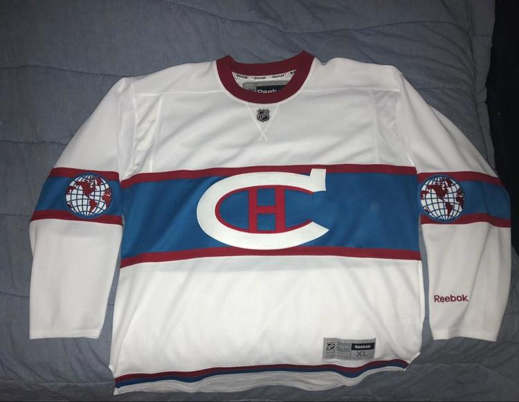 finest selection 7c335 f861a Montreal Canadiens Winter Classic Jersey