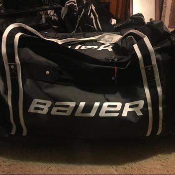 "cf6cec11b35 Bauer 32"" Senior Vapor Pro Carry Bag"
