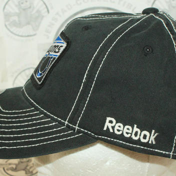 8fbd5534b8d INDIANAPOLIS COLTS NFL FOOTBALL AFC CHAMPIONS REEBOK LOCKER ROOM HAT CAP  2009