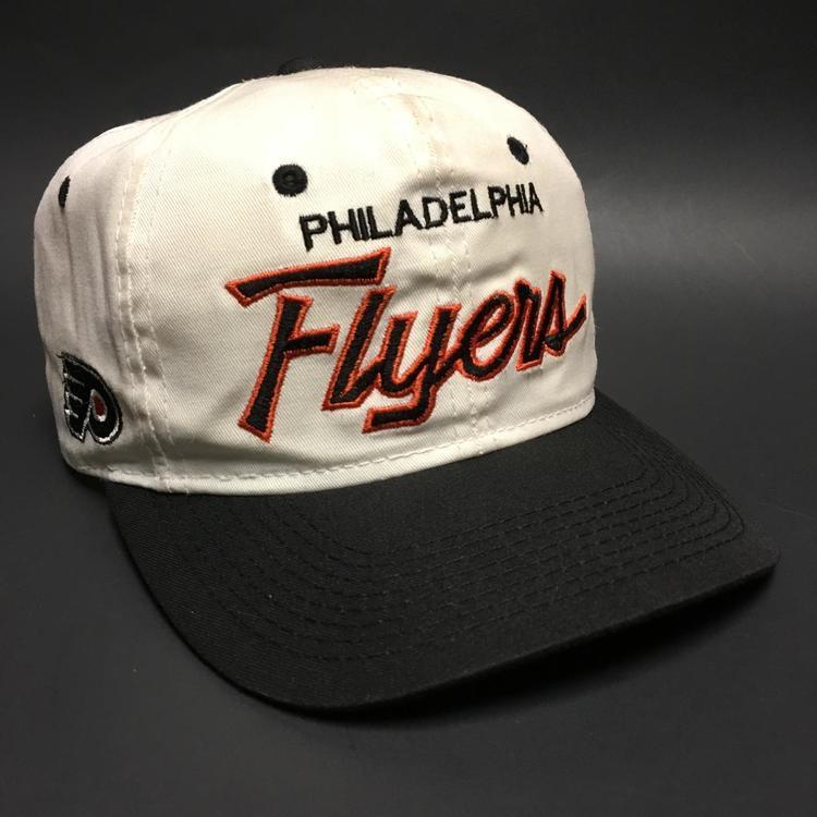 b4d86f10ff0 Vintage Philadelphia Flyers Snapback Hat by Sports Specialties - SOLD