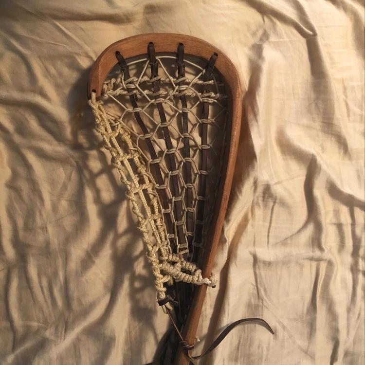 Brine Vintage Wooden Stick Sold