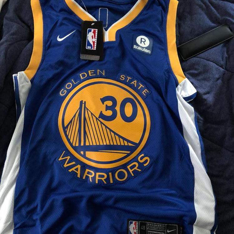 size 40 9b454 944c9 2018 Brand New Men's Large Stephen Curry Jersey