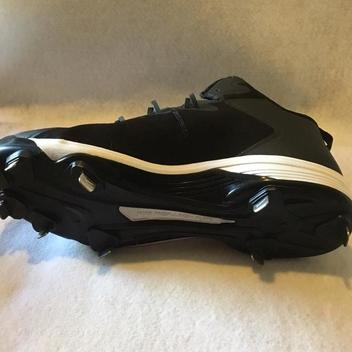 c67c322b315 NIKE AIR JORDAN Superfly 3 Metal Baseball Cleats Men s Size 13 Excellent!  Black White. Related Items