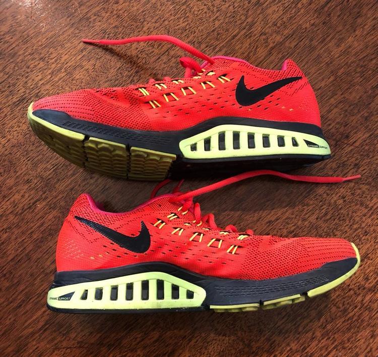 new concept 685f3 b9e79 Nike Zoom Structure 18 Men's 7.5