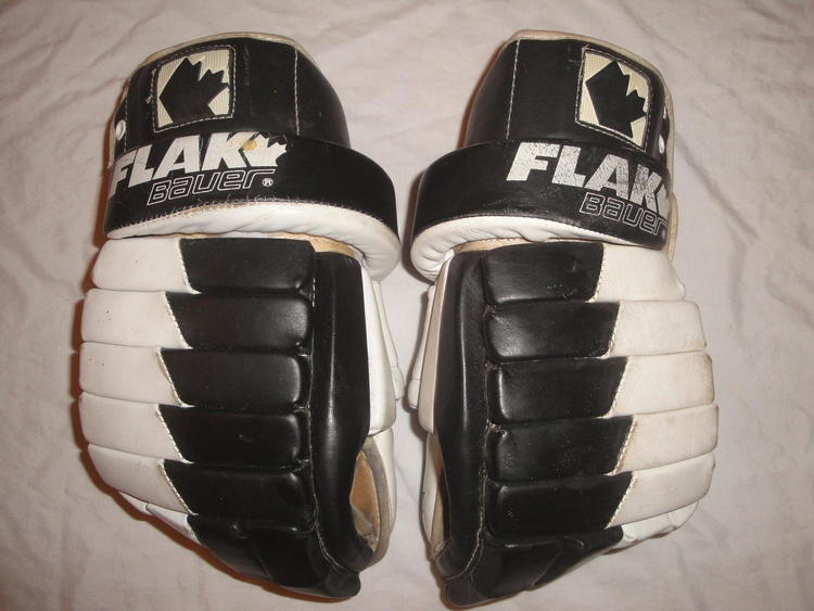 Bauer Early 90 S Vintage Flak 15 Quot Black White Made In