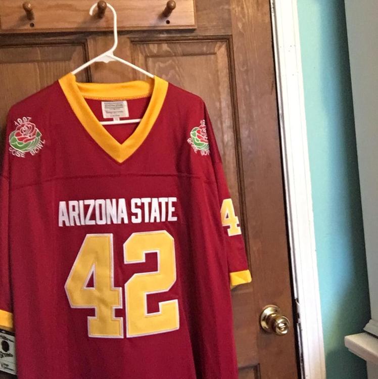 Pat Tillman Arizona State Rose Bowl Jersey - EXPIRED 50f844134
