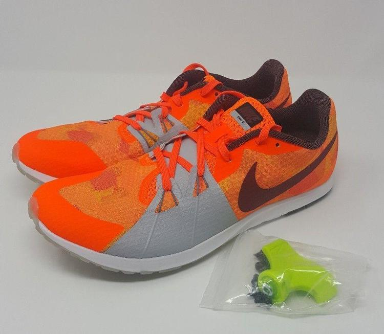 pretty nice cb61d d9707 Nike Zoom Rival XC Mens Unisex Track Shoe 904718-017 ORANGE RED Size 11 -  SOLD