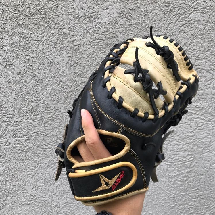 All Star System 7 Baseball First Basemans Mitt