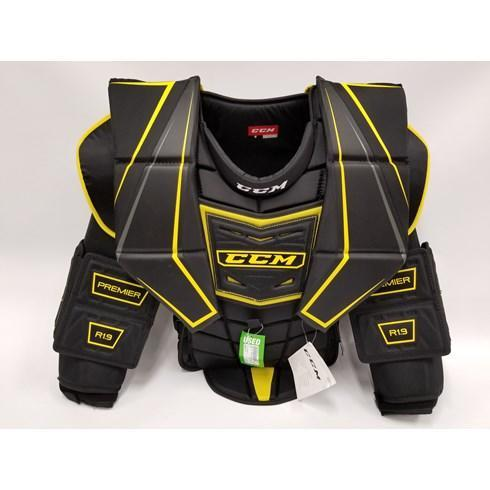 257458fbb20 New CCM Premier R1.9 Goalie Chest Protector Senior Large - SOLD