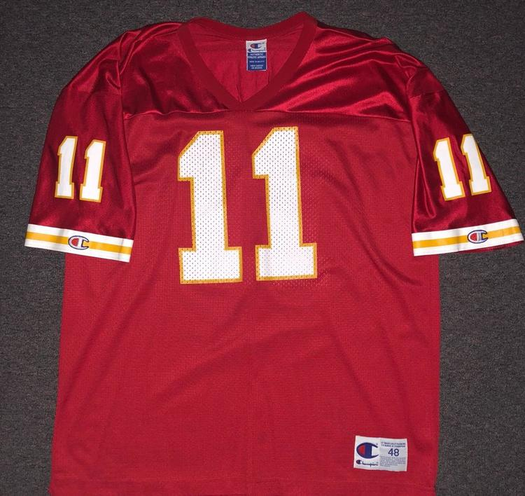 low priced 72956 273a1 New Home/Away Elvis Grbac Kansas City Chiefs Jerseys
