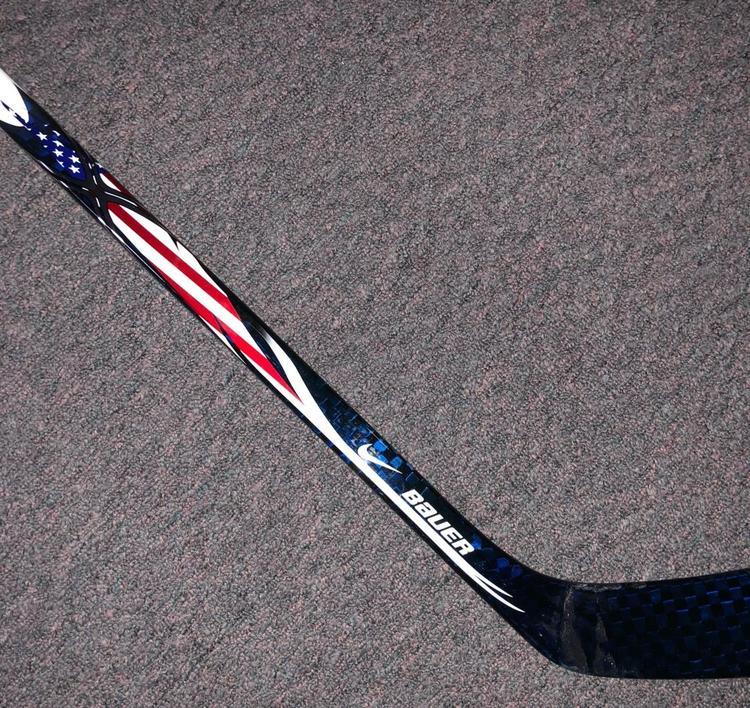 0c53a32c1d2 Bauer Used Team USA Nike Vapor XXXX Senior Stick