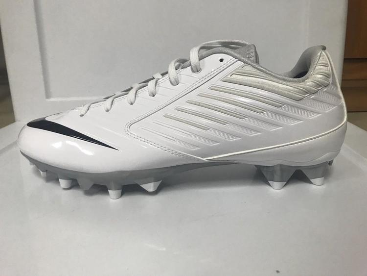 4f61dec976 NEW NIKE VAPOR SPEED TD LOW ICY WHITE SIZE 10.5 | SOLD | Football ...