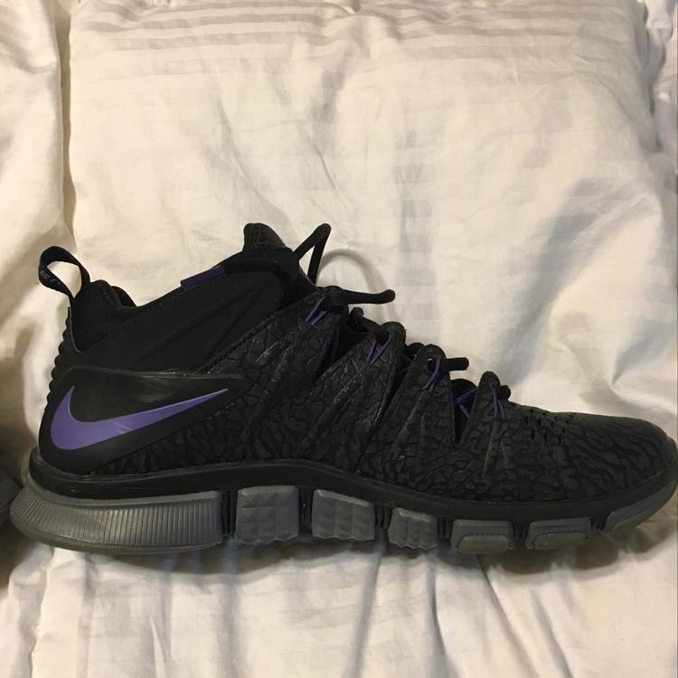 e7d5efac3889 Nike Free Trainer 7.0 Adrian Peterson Edition Minnesota Vikings Size 11.5