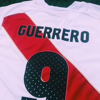 2018 Peru Jersey (Guerrero) - EXPIRED 89d70af26