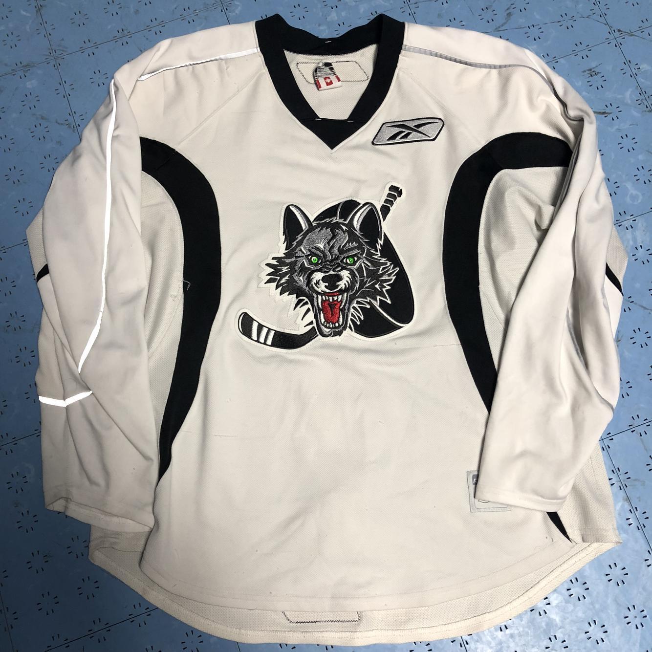 AHL Chicago Wolves Practice Jersey 56 - Jerseys c6e4e7f3f31