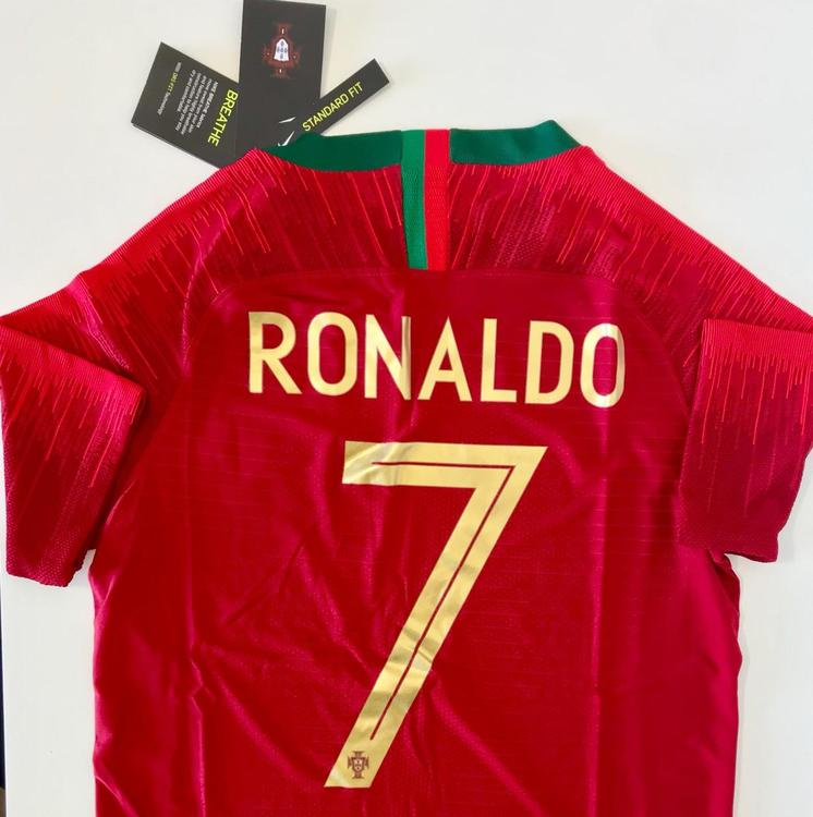 ccbb78464c5 Nike RONALDO PORTUGAL HOME PLAYER JERSEY