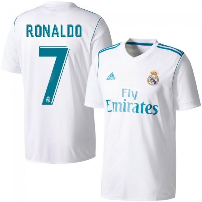 quality design f271a 53503 NWT RONALDO REAL MADRID HOME PLAYER SOCCER JERSEY SIZES AVAILABLE (S, M, L,  X-L)